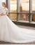 オフシ・デル・ウェスト・ディング・ドレス2018新型コリアスターの新婦シングルスの大好きなサーズスの長いドレインプリンセスライト夏9968妊婦ドレンの結婚式は5点セットのサポートを送って、オーダーメイドしても返品できません。