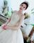 軽やかなウーディングス新婦2018新型プリンセス夢幻長のトレッド・レングム外出纱旅撮影夏トレインモデルXL