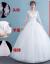 Changyin we de.inggドレス2019新型新婦オフーシ2019新型新型新人新人ドレッサーコリア長袖ロール春夏ウェディングドレスYQ Bモデル-ウェディングベール+3点セットS