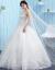 Yishafeina 2019新款コリアストレールビスケット結婚プリンセス大好きなセイズのスペシャリストです。ウェディングディングディング白XL