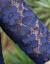 Qiuzhibeiwei wei weウエディングドレス女性2018新型バック娘妹スカートロングリストストリームワンピース晩ドレスQZBW 209 BKレース中袖アンサンブル(M)