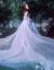 シエルヴィーナ2019新型プリンセス夢幻花仙子ふわわわわナチラムウェルディグランドグランドカラーウエディングドレス