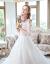 TBGウェディングドレス2019新型新婦結婚ドレスプリンセスドリームトレイン長袖TIKTOKと同じベーシストウェディングドレスの夏女シンプが外出します。