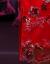 秀禾服の新婦ドレスウェディングの新型ファッションレスっぱ杯の時間はドレスネオンの結婚式赤いチャイナドレスのスカート3086赤いLを使います。