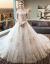 オフシ・ドゥルダ・ウェンディンウエディングドレスオーダーメイドドレン姫ドリーム2019新型春夏スタイル宮廷長のドレンウェディングドレス。